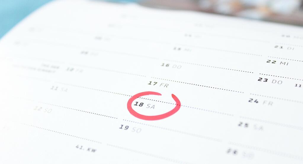 calendar-with-date-circled