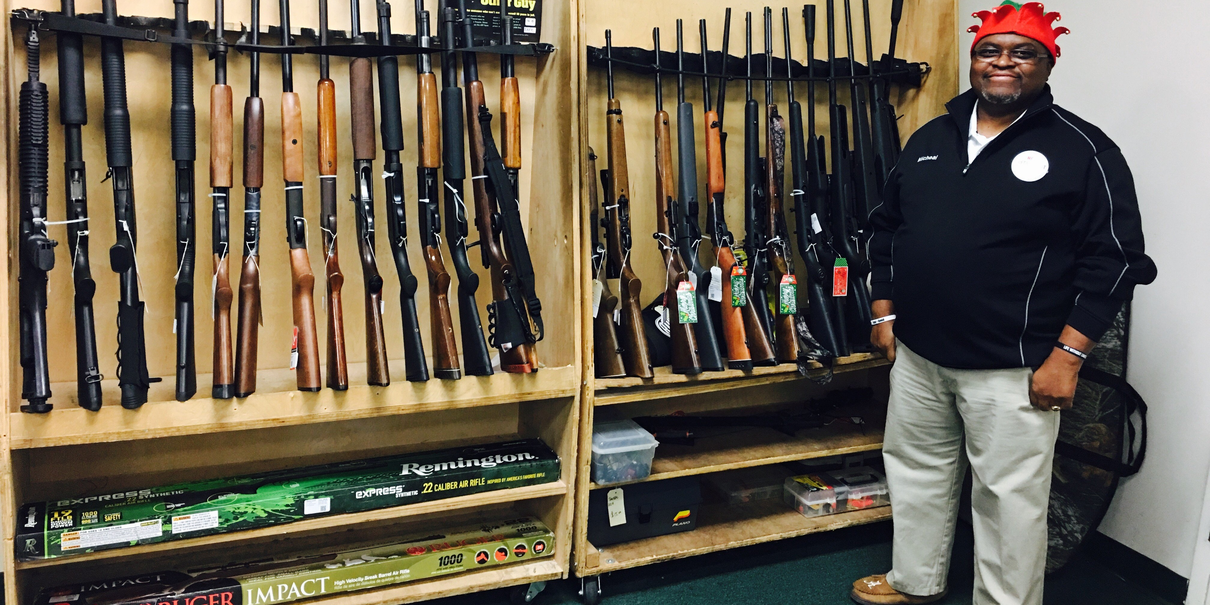 Firearms-at-centerpoint-quikpawn